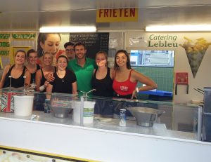 flexi-jobs en jobstudenten catering Lebleu